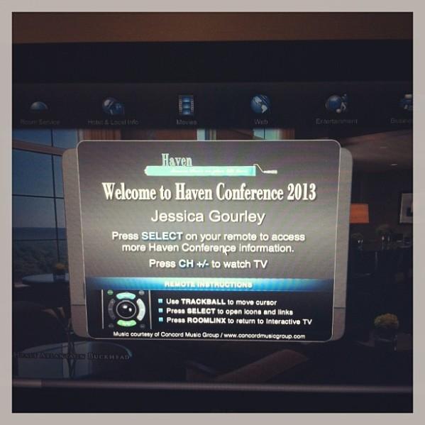 Haven Conf TV