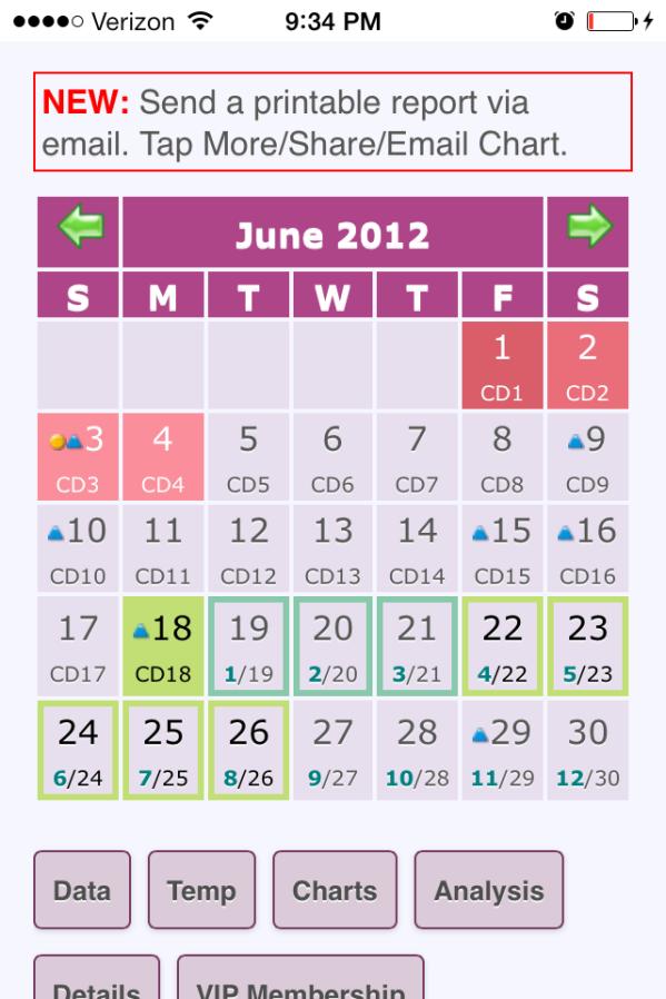June 2012 Calendar
