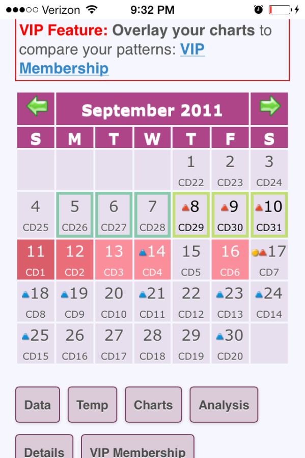 Sept 2011 Calendar